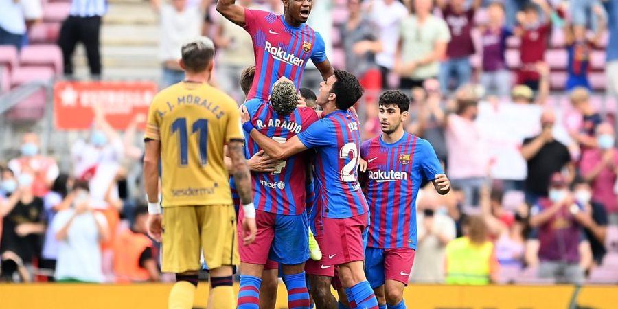 Lakoni Comeback Super, Penerus Lionel Messi Ucapkan Terima Kasih Kepada Tim Medis Barcelona