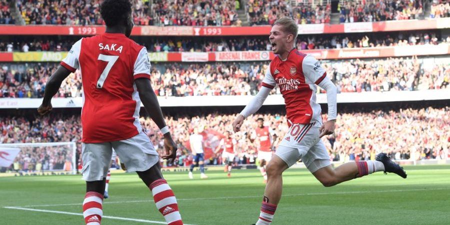 Tiga Keputusan Mikel Arteta yang Buat Arsenal Menggila di Derbi London Utara