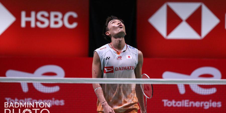 Sudirman Cup 2021 - Kento Momota Belum Sepenuhnya 'Move On' dari Tragedi Olimpiade Tokyo 2020