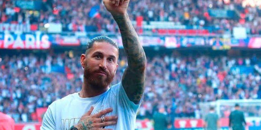 Tak Kunjung Debut di PSG, Sergio Ramos dalam Dilema, Dicibir Fans atau Pertaruhkan Karier Jangka Panjang