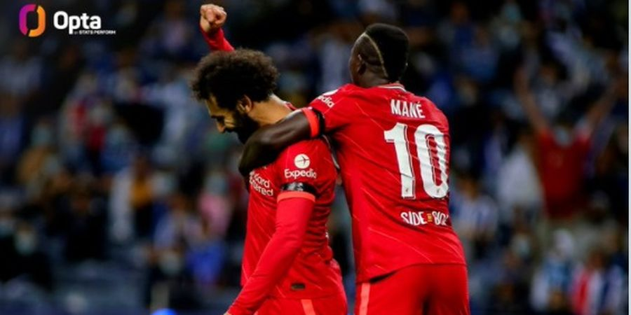 Mohamed Salah Kesurupan Roh Lionel Messi, 3 Bek Watford Keok