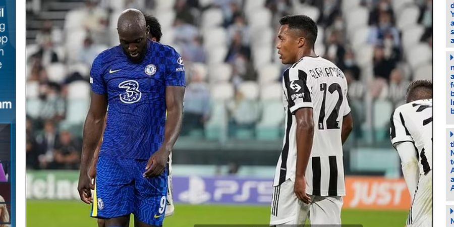 Lukaku Mulai Seret Gol, Eks Pelatihnya di Inter Milan Peringatkan Chelsea