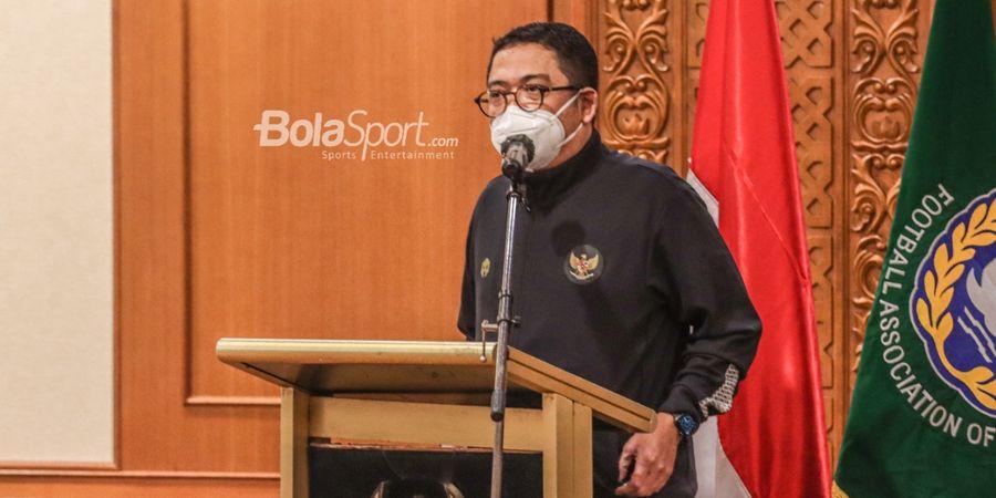 Tak Ada Sosok Ketum PSSI di Acara Pelepasan Timnas Indonesia ke Thailand, Ini Alasannya