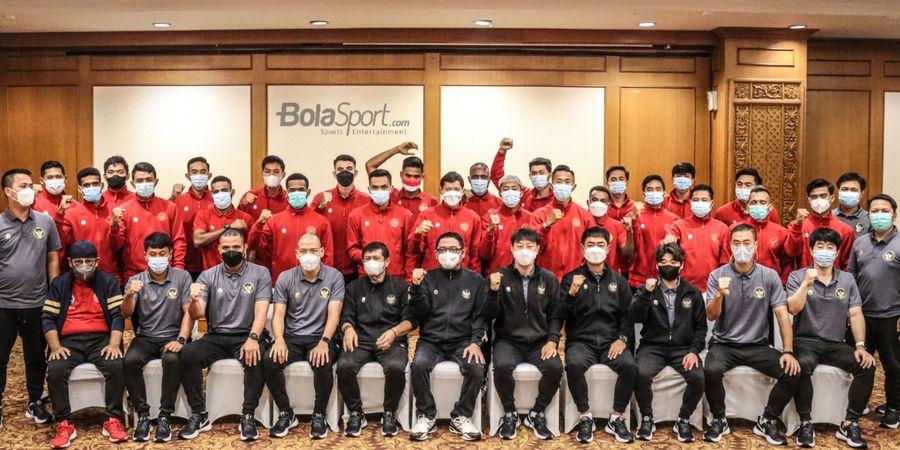 Hajar Taiwan, Peringkat FIFA Timnas Indonesia Ngegas 6 Peringkat!