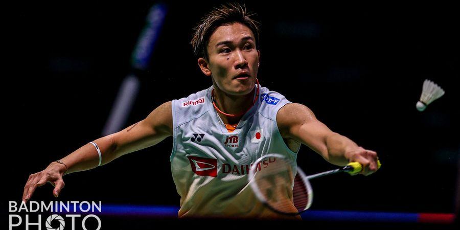 Hasil Final Sudirman Cup 2021 - Kento Momota Kalah, Jepang Tertinggal 1-2