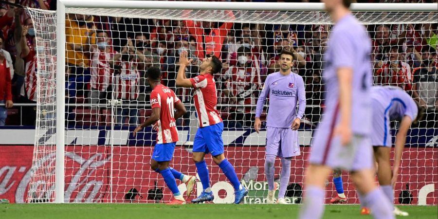 Ibarat Saringan, Pertahanan Barcelona Bobrok di Musim 2021-2022