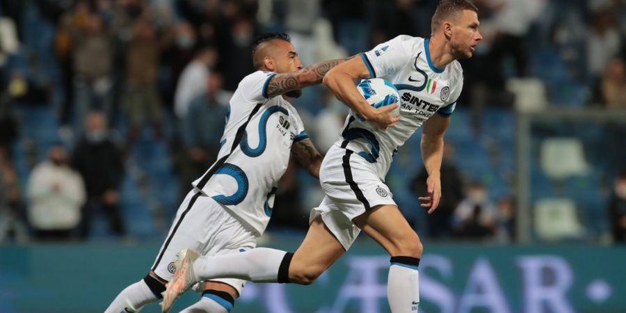 Starting XI Lazio Vs Inter Milan - Perang Raja Gol, Immobile Vs Dzeko