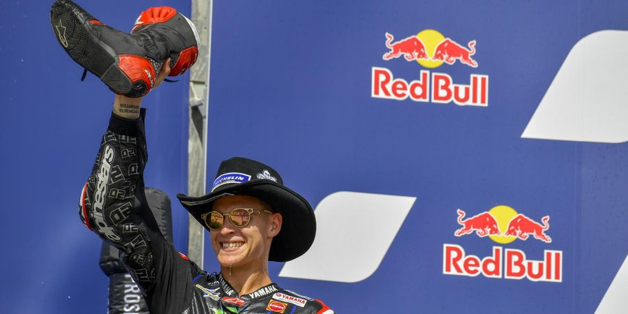Legenda Honda: Fabio Quartararo Cepat, Yamaha Harus Berikan Tenaga