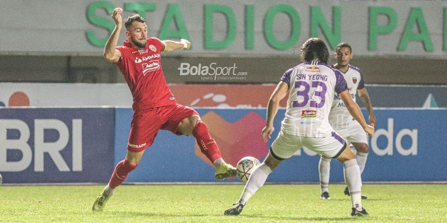 Susunan Pemain Madura United vs Persija Jakarta - Adu Tajam Lini Depan Kedua Tim