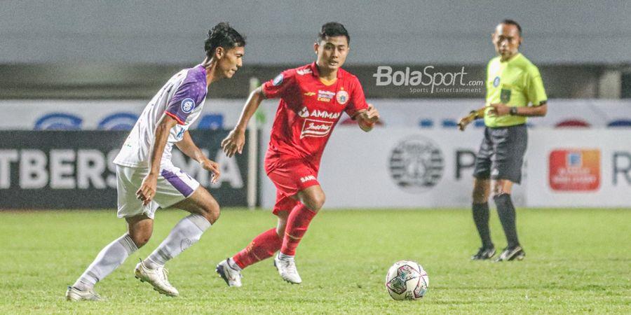Sukses Lakukan Tes Fisik, Persija Jakarta Siap Sambut Paruh Kedua Liga 1