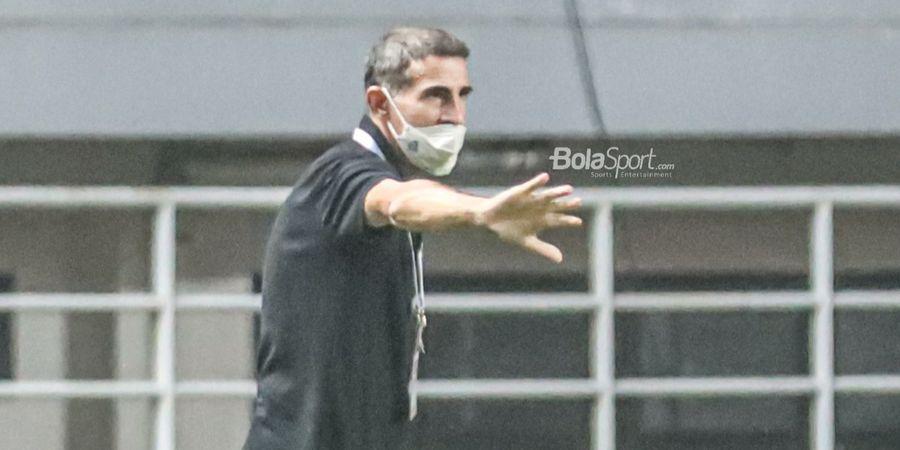 Persija Gagal Clean-sheet Saat Unggul 3-0, Angelo Alessio: Sakelar Konsentrasi Kami Mati