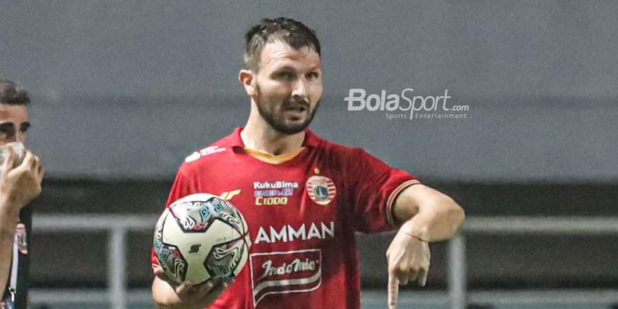 Link Live Streaming Persija vs Arema FC, Mulai Pukul 18.00 WIB