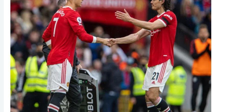 Keberadaan Ronaldo Makin Meresahkan, Cavani Diminta Segera Pergi dari Man United