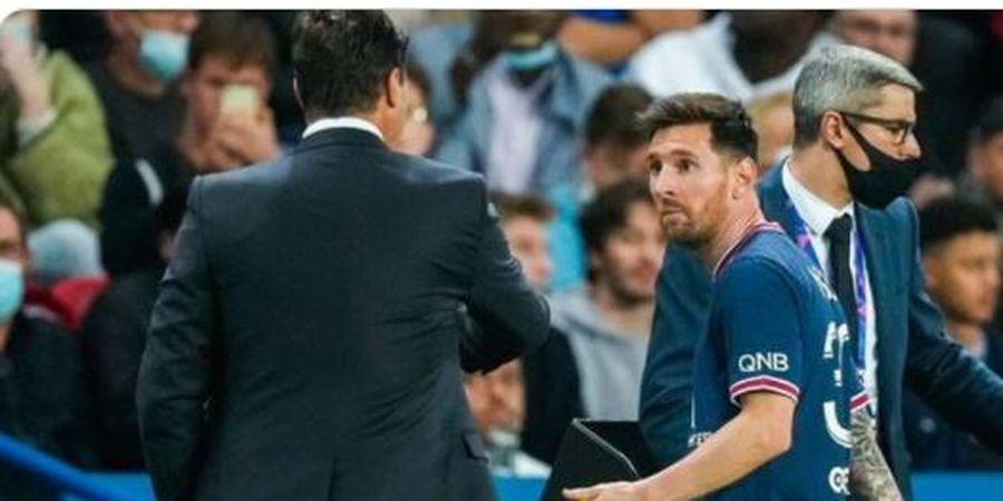 Pochettino Minta Lionel Messi dan Sergio Ramos Adaptasi dengan Kenyataan di PSG