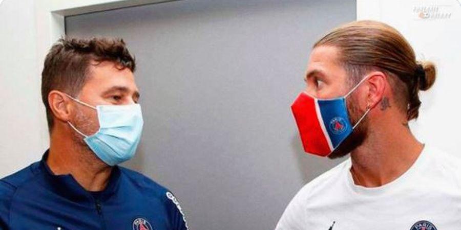 Debut Sergio Ramos di PSG Lagi-lagi Harus Ditunda
