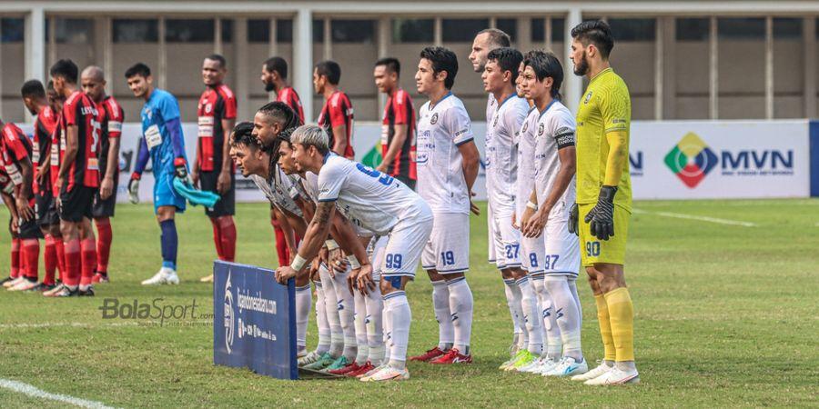 Arema FC Gelar TC Tertutup Empat Hari Jelang Lawan Persija Jakarta
