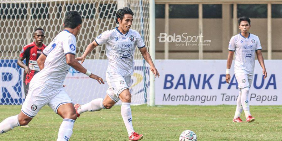 Jelang Seri Kedua Liga 1 2021, Arema FC Tingkatkan Chemistry Pemain