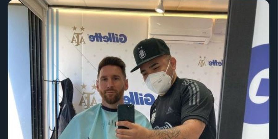 Agenda Lionel Messi di Timnas Argentina, Cukur Rambut sampai Reuni Jadi Musuh Luis Suarez