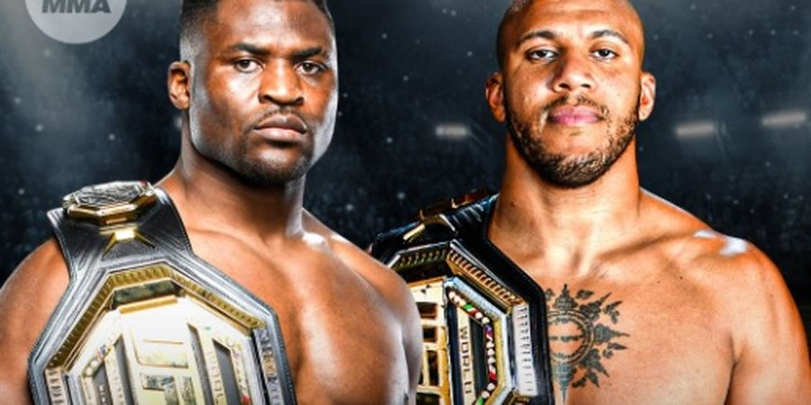 Meski Sangar, Predator UFC Akui Calon Lawannya Belum Segarang Jon Jones