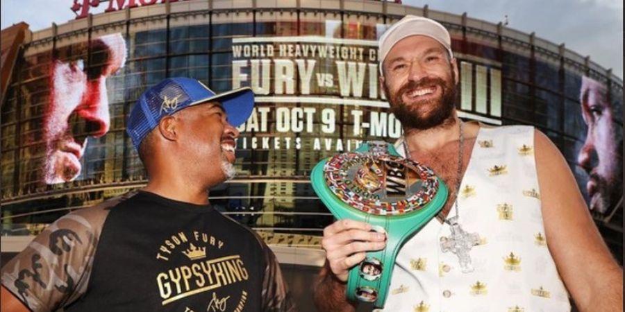 Menang atas Deontay Wilder, Tyson Fury Sekarang Malah Kebingungan