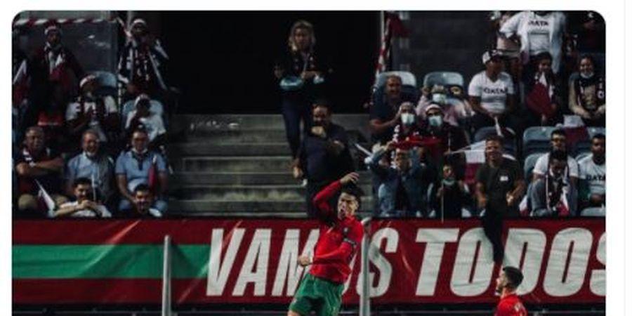Portugal Bantai Tuan Rumah Piala Dunia, Cristiano Ronaldo Lagi-lagi Cetak Rekor!