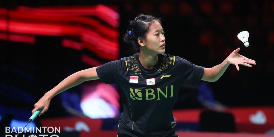 Hasil Uber Cup 2020 - Putri KW Takluk, Indonesia Kalah 0-3 dari Jepang