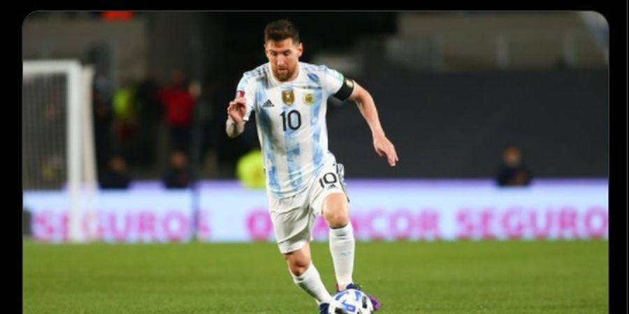 Messi Ingatkan Arsenal Telah Bikin Kesalahan karena Buang Kiper Hebat