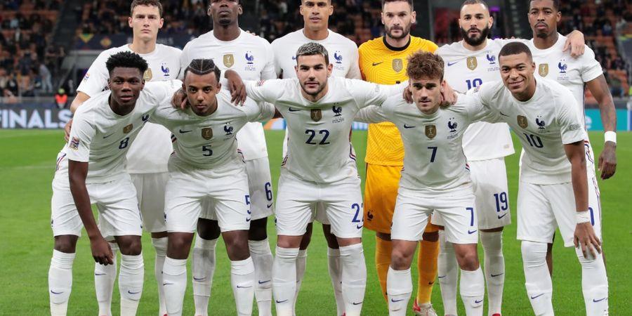 Timnas Prancis Juara UEFA Nations League, Manchester United Malah dapat Kabar Buruk