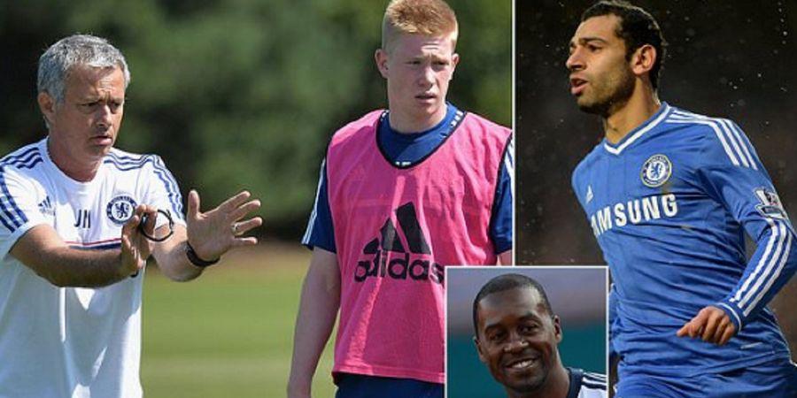 Jose Mourinho adalah Biang Kerok Melempemnya Mo Salah dan Kevin De Bruyne di Chelsea