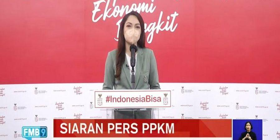 Meski Kasus Covid-19 di Indonesia Terus Melandai, Pemerintah Imbau Masyrakat Tetap Patuhi Prokes