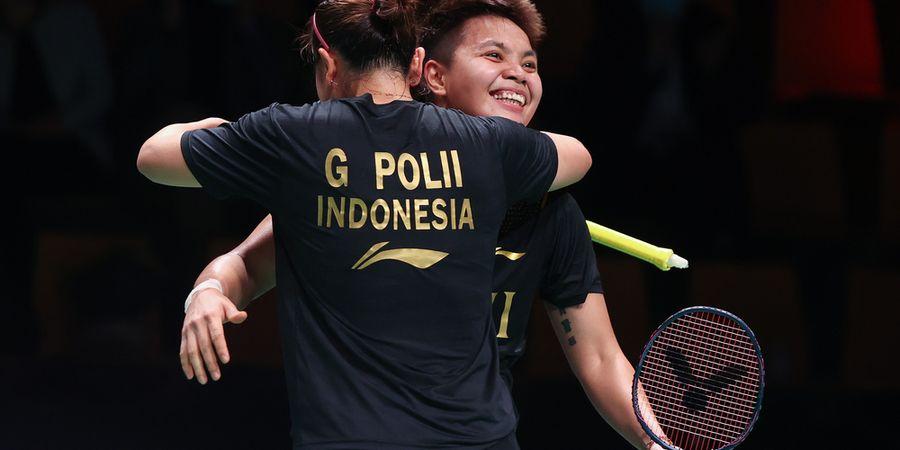 Uber Cup 2020 - Arti Kemenangan Greysia/Apriyani untuk Tim Indonesia