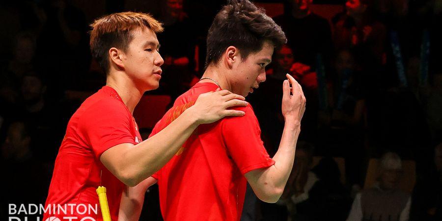 Thomas Cup 2020 - Maju ke Semifinal, Marcus/Kevin dkk Dilarang Terlena