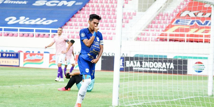 Hasil Liga 1 2021 - Di Bawah Asuhan Pelatih Baru, PSIS Semarang Menang Telak 3-0 atas Persik Kediri
