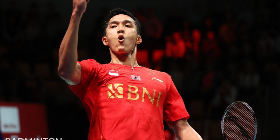 Hasil Final Thomas Cup 2020 - Kalahkan Li, Jonatan Bawa Indonesia Juara