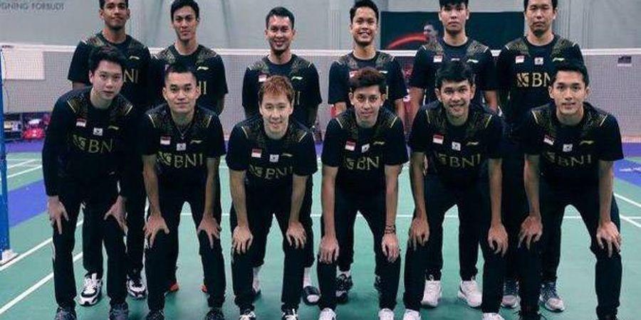 Thomas Cup 2020 - Head to Head Indonesia Vs China, Juara Bertahan Lawan Peraih Gelar Terbanyak