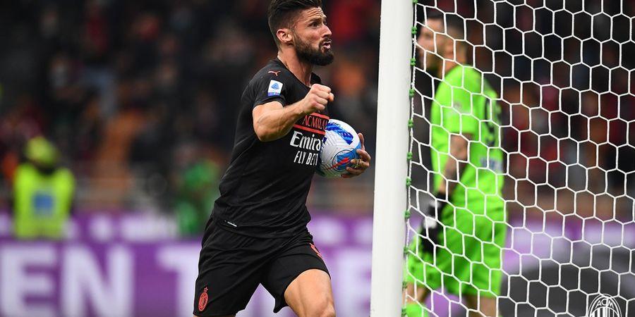 AC Milan Bangkit di Babak Kedua berkat Obrolan di Ruang Ganti
