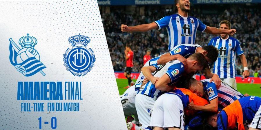 Hasil dan Klasemen Liga Spanyol - Real Madrid dan Atletico Absen, Sociedad Kuasai Puncak Minimal Seminggu