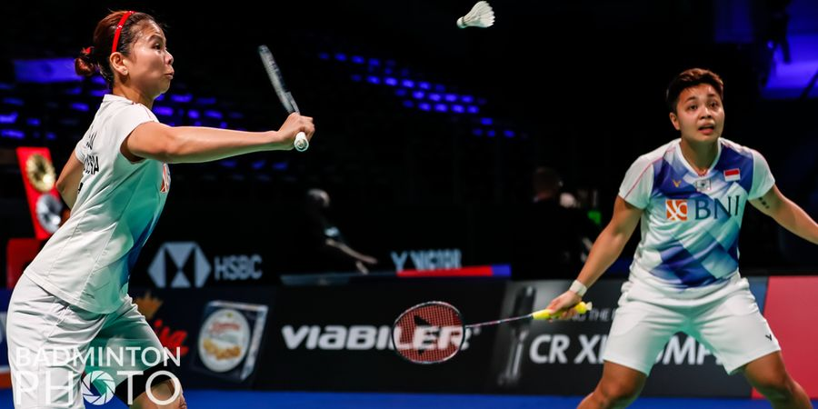 Hasil Denmark Open 2021 - Greysia/Apriyani Atasi Perlawanan Sengit Wakil Malaysia