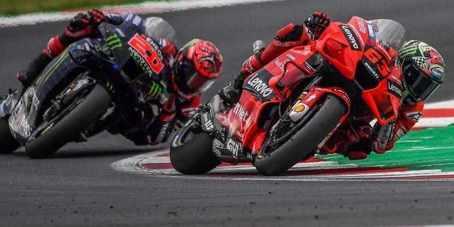 Juara Dunia MotoGP 2021  Bukan Target Francesco Bagnaia sejak Awal