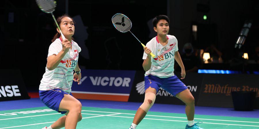 Denmark Open 2021- Menang Mudah di Babak Pertama, Nita/Putri Inginkan Tantangan Lebih Sulit