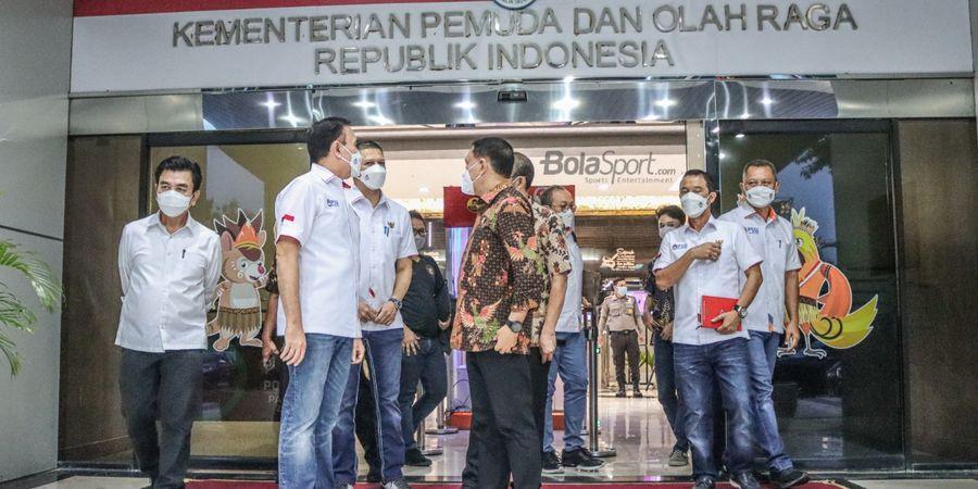 PSSI Pilih Tunggu FIFA dan AFC soal Timnas U-23 Indonesia Tak Bisa Kibarkan Bendera Merah Putih, Indonesia Raya Dipastikan Tetap Berkumandang