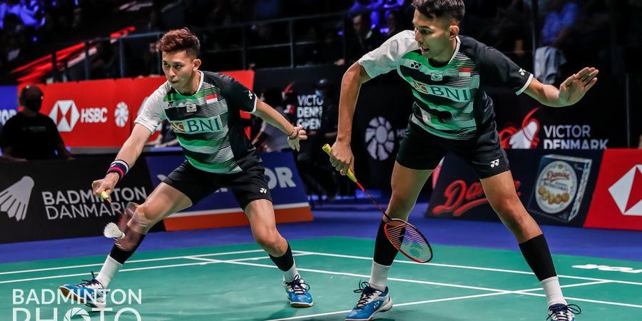 Denmark Open 2021 - Momentum Thomas Cup 2020 Jadi Motivasi bagi Fajar/Rian
