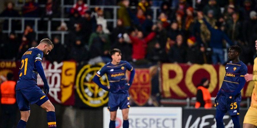 AS Roma Hancur Lebur di Tangan Bodo/Glimt, Pellegrini: Ini Tamparan yang Layak Kami Dapatkan