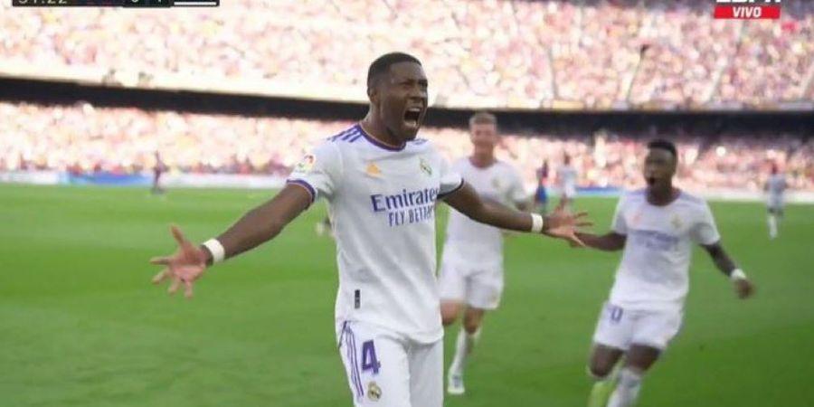 Hasil Liga Spanyol - Real Madrid Raja El Clasico 4 Kali Beruntun, Gol Debut Aguero Tak Cukup Selamatkan Barcelona