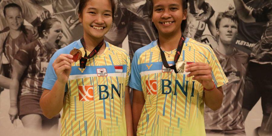 Denmark Junior 2021 - Menangi All Indonesian Final, Meilysa/Rachel jadi Juara