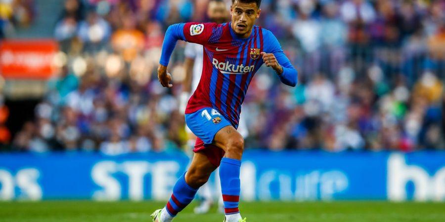 Philippe Coutinho Tembus 100 Laga, Barcelona Jadi Pasok Rp329 Miliar ke Liverpool?