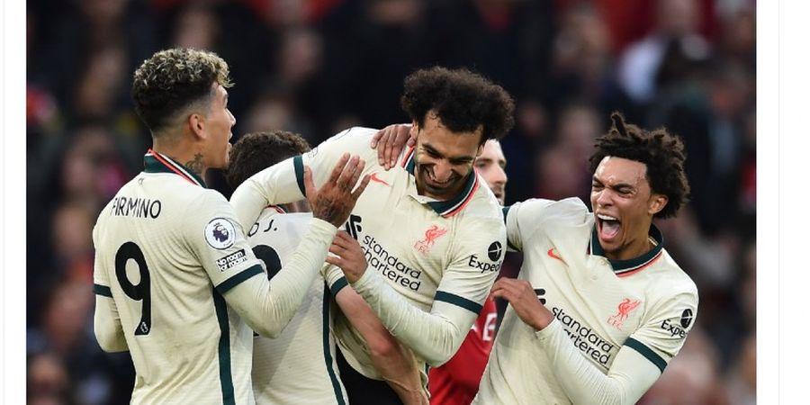 Hasil dan Klasemen Liga Inggris - Chelsea Kokoh di Puncak, Liverpool Geser Manchester City di Posisi Kedua