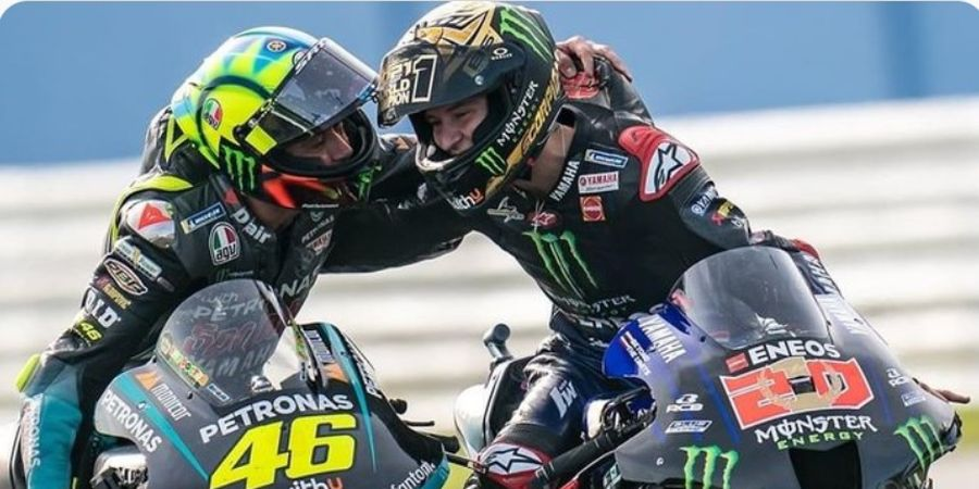 Valentino Rossi Tumbal Juara Dunia Si Setan MotoGP, Yamaha Bakal Perang Bintang di 2022