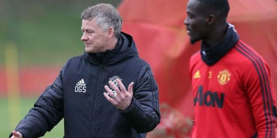 Ole Gunnar Solskjaer Masih Dapat Dukungan dari Sir Alex Ferguson