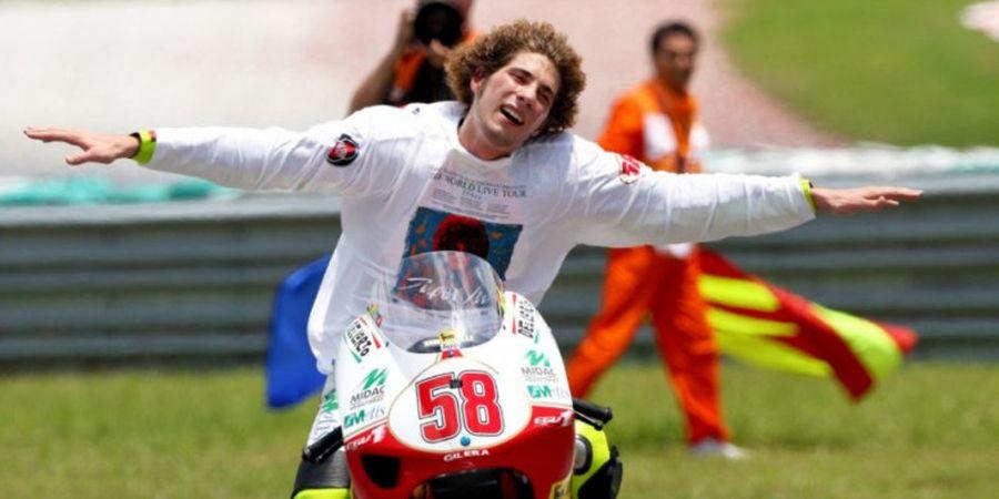 Insiden Marco Simoncelli Tidak Bisa Dilupakan oleh Valentino Rossi